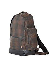 Waxed Halsey Backpack