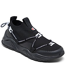 Men's Rally Flux Low Casual Sneakers from Finish Line