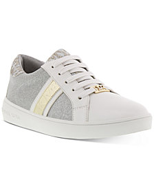 Micheal Kors Little & Big Girls Jem Square Casual Sneakers