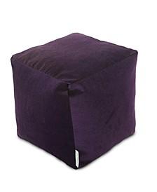 """Villa Ottoman Pouf Cube 17"""" x 17"""""""