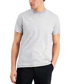 Men's Liquid Touch Double Layer Crewneck T-Shirt