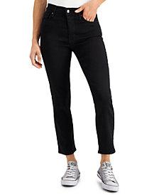 Levi's® Women's 724 Straight-Leg Cropped Jeans