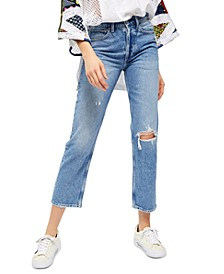 Fast Times High-Rise Mom Jeans