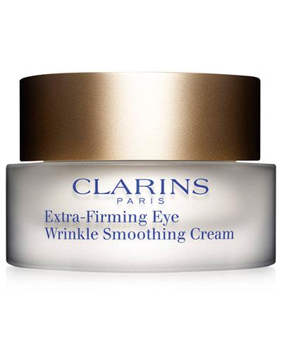 Clarins Extra-Firming Eye Wrinkle Smoothing Cream, 0.5 oz.