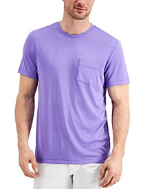 Men's Alfatech Pocket T-Shirt, Created for Macy's