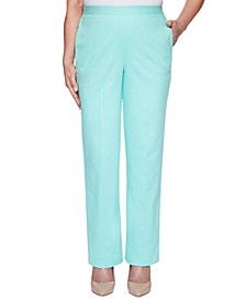 Petite Spring Lake Proportioned Pull-On Pants