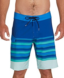 """Men's Lido Liney Mod 20"""" Board Shorts"""