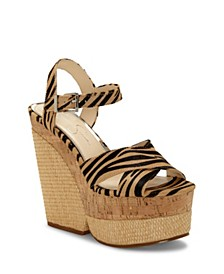 Jirie Platform Sandals