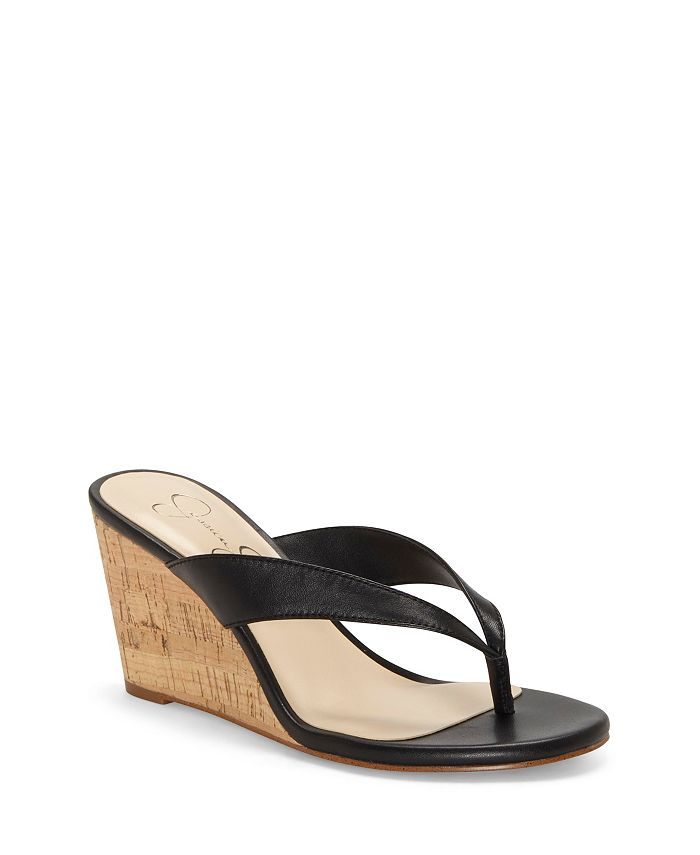 Jessica Simpson - Coyrie Wedge Sandals