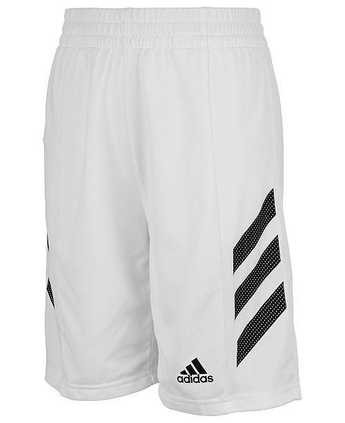 adidas short 3 stripe