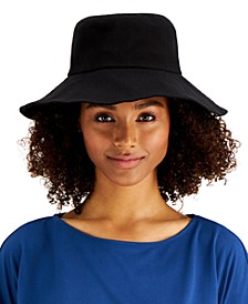 INC Fabric Bucket Hat, Created for Macy's
