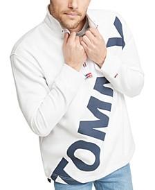 Men's Half-Zip Logo Sweatshirt