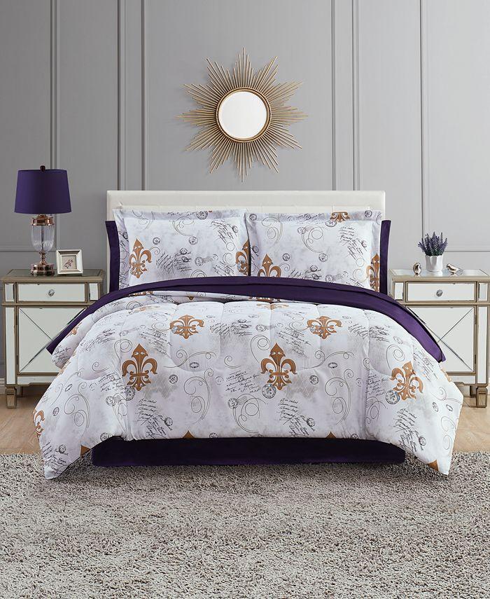Pem America - Jean 8-Pc. Comforter Set