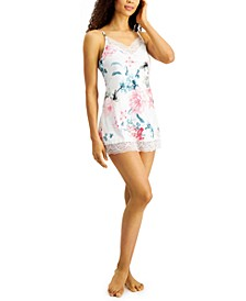 Noralee Lace-Trim Chemise Nightgown