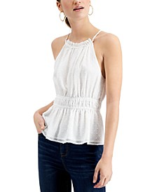 Gathered Halter Top