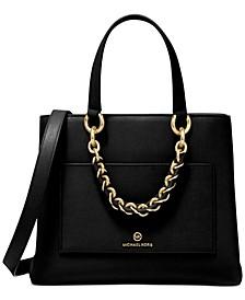 Cece Ribbon Chain Messenger Bag