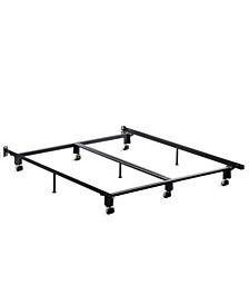 Interlocking Steel Bed Frame, Cal King