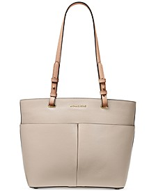 Bedford Pebble Leather Pocket Tote