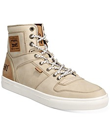 Men's Mason Lux High-Top Sneakers
