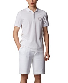 BOSS Men's Paddy 8 Piqué Polo Shirt