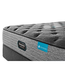 "Harmony Lux Diamond 15"" Plush Mattress Set - California King"