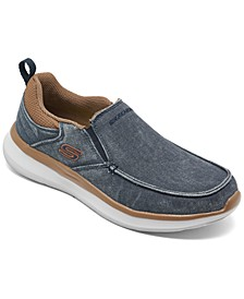 Men's Delson 2.0 Larwin Slip-On Casual Sneakers from Finish Line