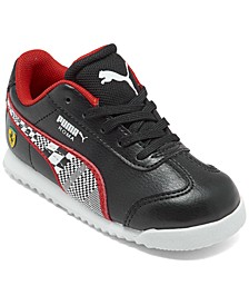 Toddler Boys Ferrari Roma Casual Sneakers from Finish Line