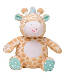 Giraffe Music and Glow Soother Plush Toy