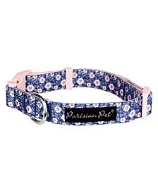 Midnight Blossom Dog Collar