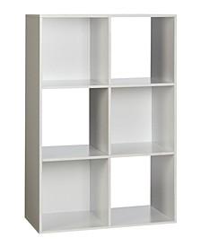 6-Cube Organizer