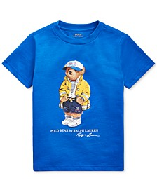 Little Boys CP-93 Bear Cotton Jersey T-Shirt