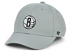 Brooklyn Nets Youth Team Color MVP Cap