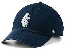 Chicago Cubs Cooperstown CLEAN UP Cap