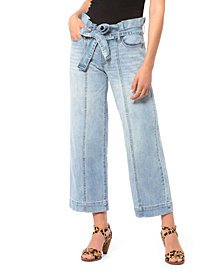 Lola Jeans High Rise Wide Leg Denim