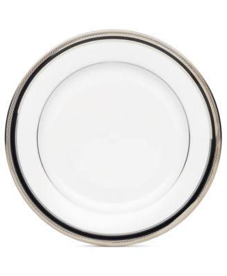 Dinnerware, Austin Platinum Salad Plate