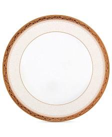 Noritake Dinnerware, Odessa Gold Salad Plate