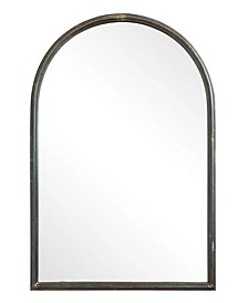 Arched Mirror with Trim