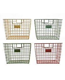 Wire Locker Baskets