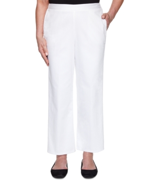 Women's Missy Checkmate Proportioned Medium Pant