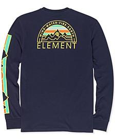 Men's Odyssey Graphic Long-Sleeve T-Shirt