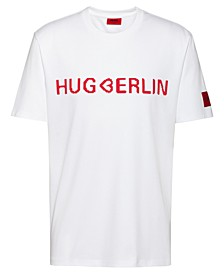 Boss Men's Crewneck Graphic T-Shirt