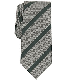 Men's Hawks Stripe Necktie, Created for Macy's