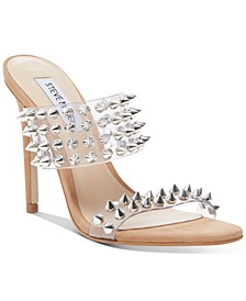 Women's Radar Spiked Stiletto Mules