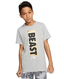 Big Boys Be a Beast T-Shirt
