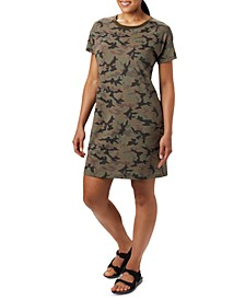 Park Cotton T-Shirt Dress