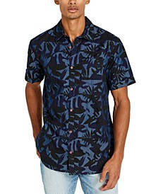 Men's Solas Printed Woven Shirt