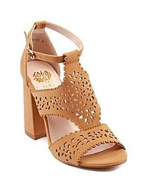Amala Heeled Sandal