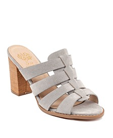 Esmay Heeled Sandal