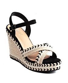 Beverly Wedge Sandal
