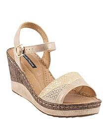 Rozz Wedge Sandal